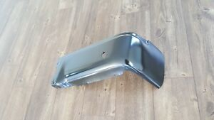 2009 2014 Ford F150 Oem Rh Passenger Primed Painted Rear Bumper End Cap W Proxy