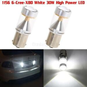 2 1156 1003 1141 Cree Xbd High Power 720 Lm 30w White Backup Light Projector Led