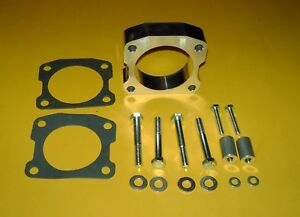 Tacoma Toyota Throttle Body Spacer 1995 2004 2 4l 2 7l free Shipping Usa