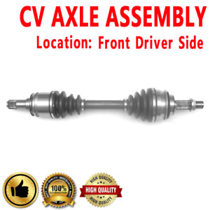 1x Front Driver Side Cv Axle For Toyota 4runner 03 10 Fj Cruiser 07 10 Tacoma