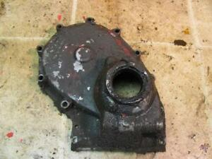 Ford 851 Powermaster Diesel Tractor 800 Engine Timing Cover