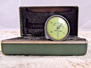 Federal Testmaster M5 001 Dial Test Indicator Machinist Tool