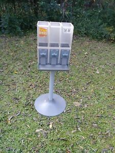 Candy Vending Machine Vendstar 3000 Complete Except Needs A Lid top