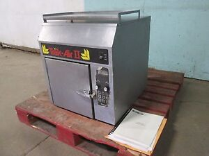 trak air Ii Hd Commercial Counter top Digital Electric Forced Air Food System