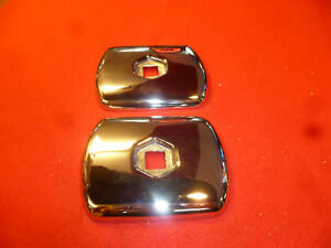 1937 39 Packard Six Trunk Rack Bumper Guards