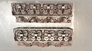 1966 Oldsmobile F85 Cutlass Jetstar 88 330 Cid 3 389394 a Cylinder Head Set
