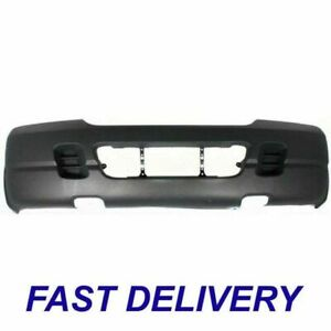 New Front Bumper Cover Textured Fits 2002 Ford Explorer Xls Model Fo1000515