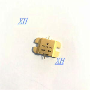 1pcs Tim1213 10l Toshiba Microwave Power Gaas Fet 12 7 13 2 Ghz