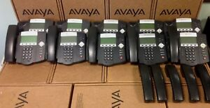 Lot Of 10 Polycom Soundpoint Ip 450 Ip450 2201 12450 001 Office Business Phone