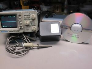 Tektronix 222a Digital Oscilloscope Very Nice Codition Usa Made very Cool Scope