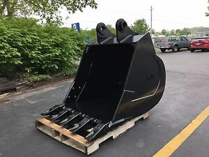 New 42 Case Cx210 Heavy Duty Excavator Bucket