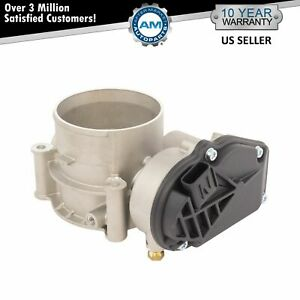 Engine Throttle Body Assembly For Ford Lincoln 3 5l 3 7l V6 New