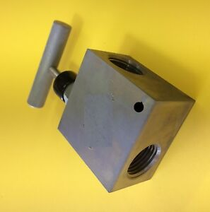 Chief Frame Machine Tower Valve Valve For S 21 Ez Liner Ii 90 Degree Angle