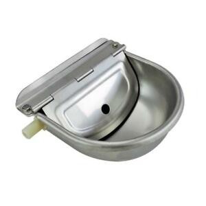 Automatic Farm Grade Stainless Steel Water Bowl For Cow Cattle Goat Sheep Horse
