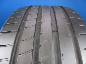 Used Goodyear Eagle F1 Asymetric 2 245 40 18 8 9 32 High Tread No Patch D1723