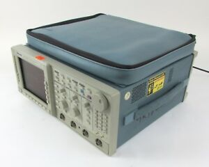 Tektronix Tds 724c Color 2 Channel Oscilloscope 500mhz Options 13 1f 2f