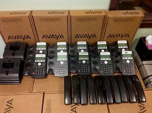 Lot Of 10 Polycom Soundpoint Ip 335 2201 12375 001 Business Phone