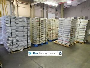 Pallets Of Lozier Gondola Shelves 4ft X 15 Inches