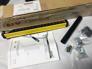 New Sunx Safety Light Curtain Receiver Sf2 eh16d t Fast Shipping