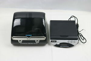 Dymo Desktop Mailing Solution Labelwriter Twin Turbo Label Printer And Scale