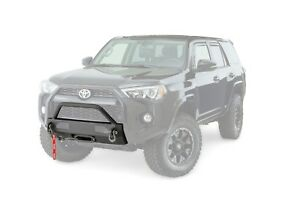 Warn Winch Mount Guard Black For 2014 2018 Toyota 4runner 100022
