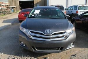 2013 2016 Toyota Venza Factory Upper Grille 3 Chrome Bars 622489