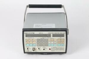 Sencore Lc77 Capacitor inductor Analyzer No Power Supply