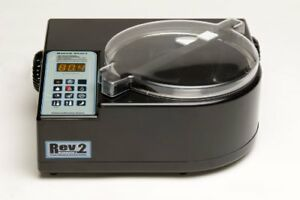 Chocovision C116usrev2black Revolation 2 Chocolate Tempering Machine Black