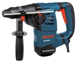 New Bosch 1 1 8 inch Sds Rotary Hammer Rh328vc With Vibration Control