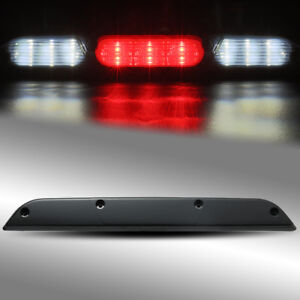 Black Smoke Led Third Brake rear 3rd Tail Stop cargo Light For 15 17 Ford F150