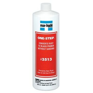 Bondo Mar Hyde Corp 3513 Rust Primer Sealer Quart