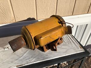Minneapolis Moline Air Cleaner With Mounting Bracket For U Or Ub Gas