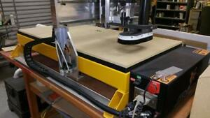 Camaster Sr 23 Cnc Router