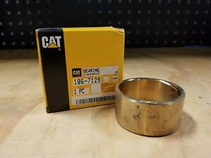 Genuine Caterpillar Cat Motor Grader Circle Drive Bushing 106 7129
