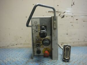 Used Skyjack 156879 Scissor Aerial Lift Control Box Panel Console