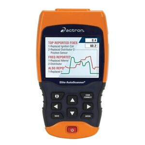 Actron Cp9690 Elite Autoscanner Obd I Ii Scan Tool