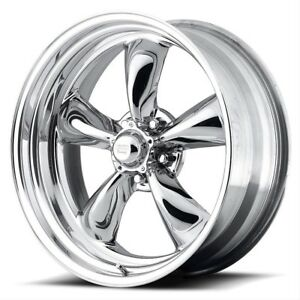 1750 Value Four American Racing Torque Thrust Ii 2 Wheels Rims 15x10 15x8 New