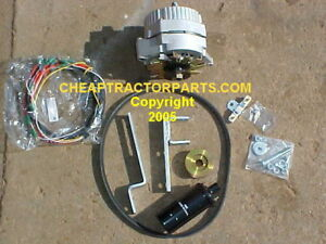 600 601 641 841 851 860 800 801 901 2000 4000 Ford Tractor 12v Conversion Kit