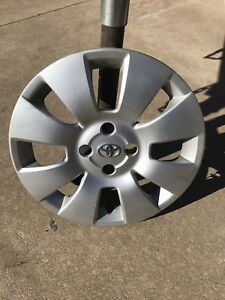 One 2006 2008 Toyota Yaris 61140 15 8 Spoke Hubcap Wheel Cover 4260252280