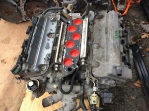 09 14 Acura Tl Engine 3 5l Vin 8 6th Digit Fwd O