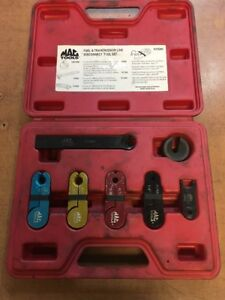 Mac Tools 7 pc Fuel And Transmission Line Disconnect Set Flts893a