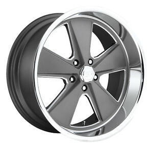 Cpp Us Mags U120 Roadster Wheels 17x8 20x9 5 Fits Chevy Impala Chevelle Ss