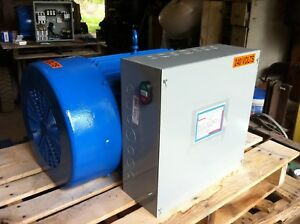 40 Hp Rotary Phase Converter New Best Deal
