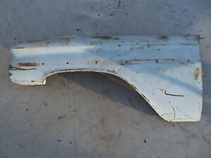 1959 Chevrolet Driver Side Fender Wagon Impala