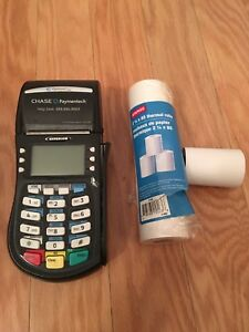 Hypercom Optimum Model T4220 Credit Card Terminal
