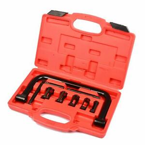 5 Sizes Valve Spring Compressor Pusher Automotive Tool For Car And Motorcycle