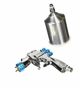 Devilbiss 802405 Startingline Hvlp Detail And Touch up Gravity Spray Gun