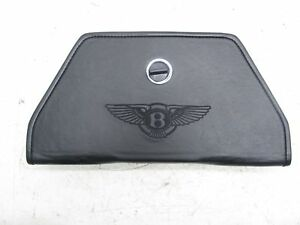 2004 2011 Bentley Gt Trunk Leather Trim Reflective Triangle 3w0860285