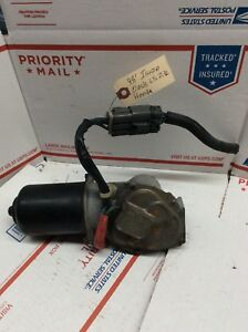 1996 1999 Isuzu Oasis Ls Wiper Motor Oem W Wiring Harness Connection tested