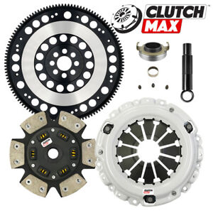 Stage 3 Hd Clutch Kit And Racing Flywheel For Rsx Tsx Accord Civic Si K20 K24